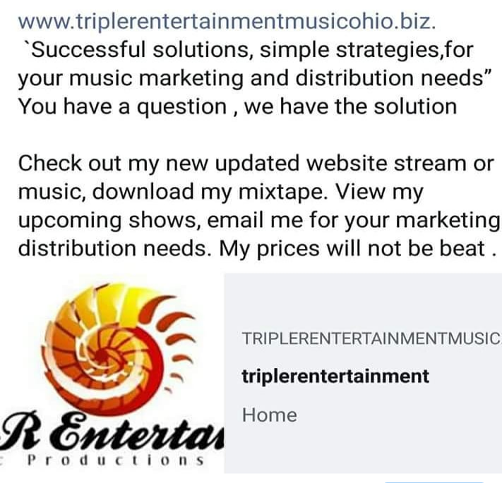 Triple R Entertainment info 4